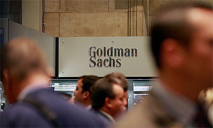 Goldman Sachs ueberrascht guten