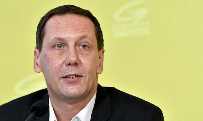 Grüne - Luschnik einstimmig neuer Bundesgeschäftsführer