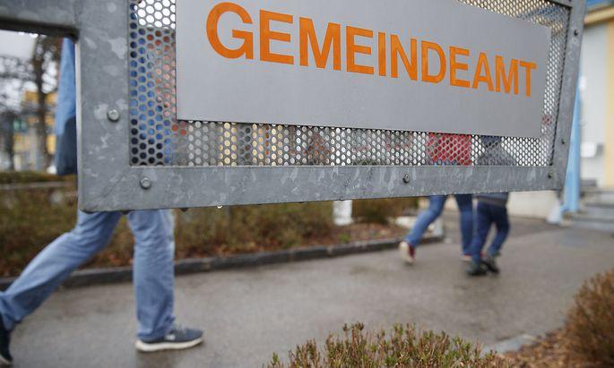 ++THEMENBILD++ STEIRISCHE GEMEINDERATSWAHLEN / VORGEZOGENER WAHLTAG
