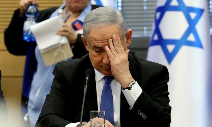 Netanyahu ist der erste amtierende Regierungschef Israels, der unter Anklage steht