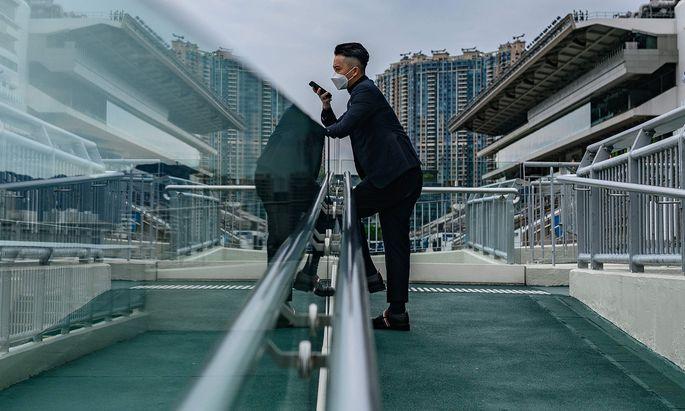 Stille Tage in Hongkong: In den Metropolen der Volksrepublik ist das öffentliche Leben weitgehend zum Erliegen gekommen. Auf Dauer kann sich die Kommunistische Partei diesen Stillstand nicht leisten.