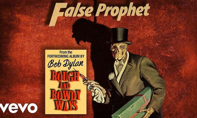 Der Tod als Arzt: Mit diesem Bild avisiert Bob Dylan sein kommendes Album.