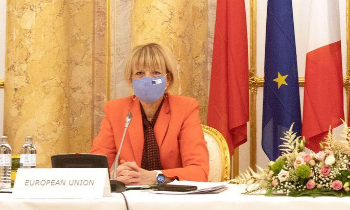 Helga Schmid will OSZE-Generalsekretärin.