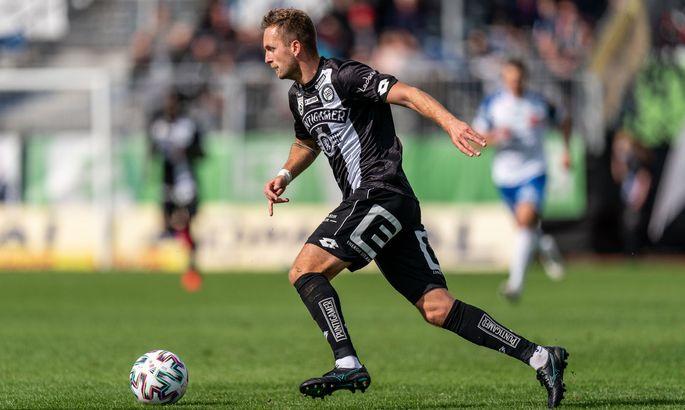 Jakob Jantscher begann seine Karriere bei Sturm Graz. Nach Engagements bei fünf weiteren Vereinen ist der ehemalige ÖFB-Teamspieler seit 2018 wieder für die Steirer im Einsatz.