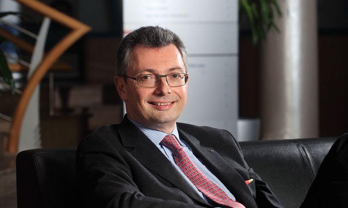 ALEXANDER PICKER CEO DER HYPO ALPE ADRIA