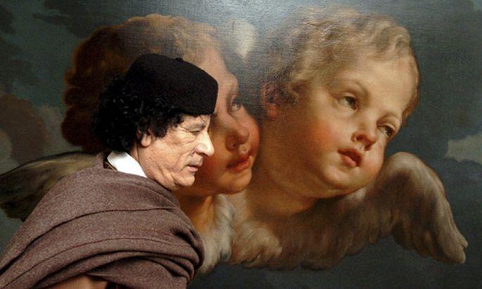Libyen Jeder will Gaddafis