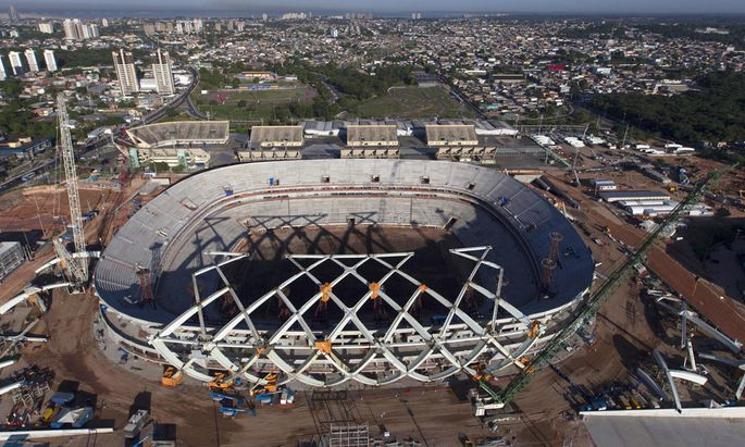 WM-Stadion Manaus