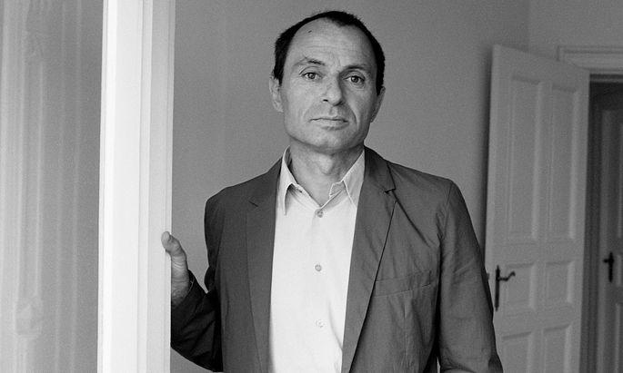 Norbert Gstrein erhält den Österreichischen Buchpreis