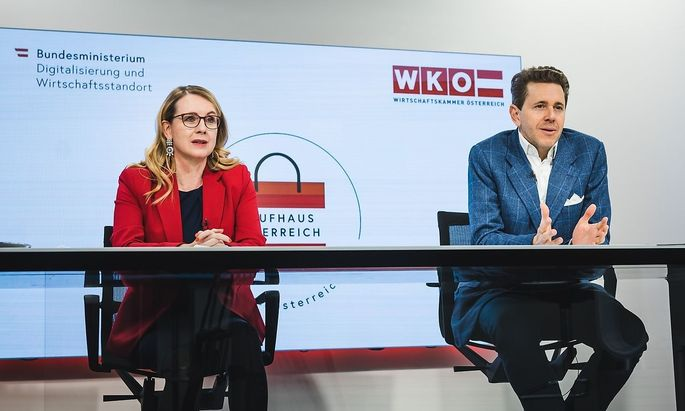 Kaufhaus Österreich startet