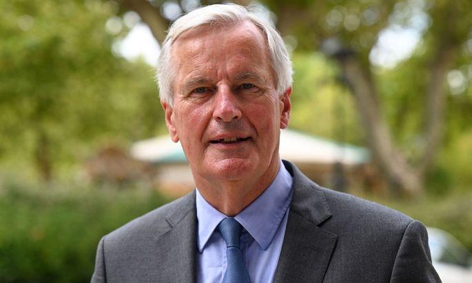 """""""In Bezug auf die Einwanderung müssen wir unsere rechtliche Souveränität wiedererlangen, um uns nicht länger den Entscheidungen des Europäischen Gerichtshofs und des Europäischen Gerichtshofs für Menschenrechte fügen zu müssen."""" Michel Barnier überrascht mit seinen EU-kritischen Aussagen."""