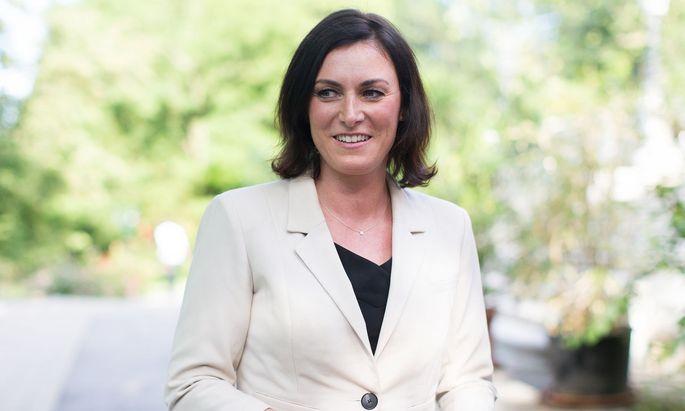 Nationalratspräsidentin Elisabeth Köstinger (ÖVP)