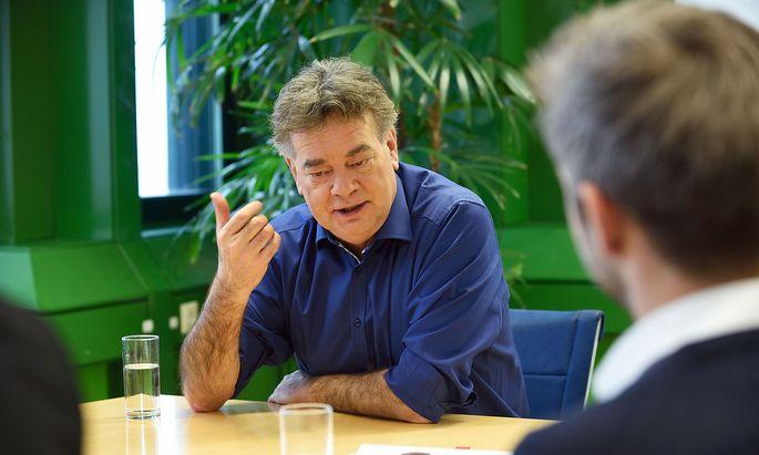 Werner Kogler, Vizekanzler und Grünen-Chef