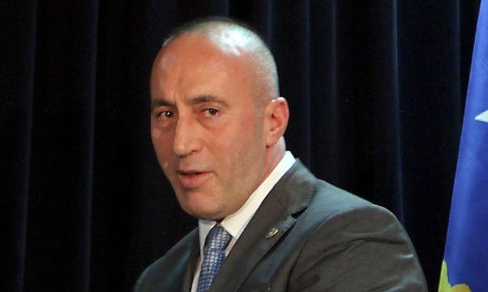 Premier Ramush Haradinaj.