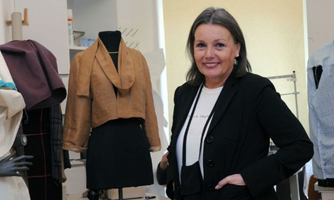 Dr Gerda Buxbaum
