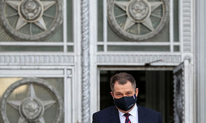 Der tschechische Botschafter musste ins russische Außenministerium.