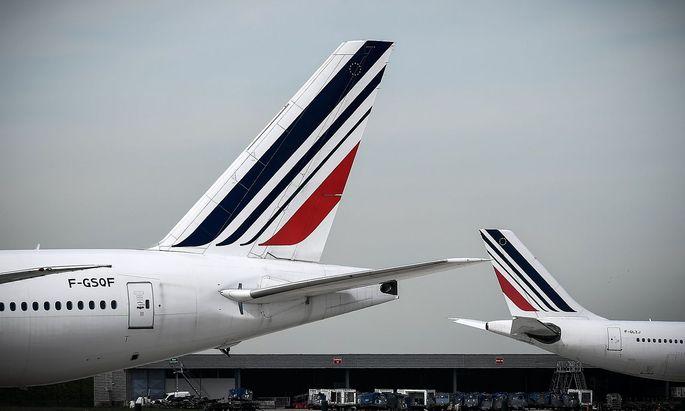 Hat Air France mit einem Vogelspinnen-Fund geflunkert?