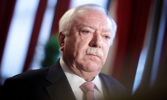 Bürgermeister Michael Häupl