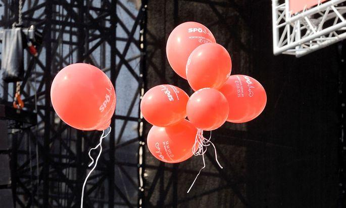 Der traditionelle Maiaufmarsch der SPÖ soll heuer wieder stattfinden.