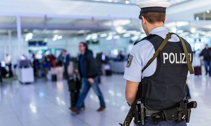 Erhöhte Wachsamkeit auf Deutschlands Flughäfen