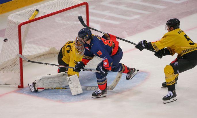 ICE HOCKEY - CHL, Capitals vs Djurgarden