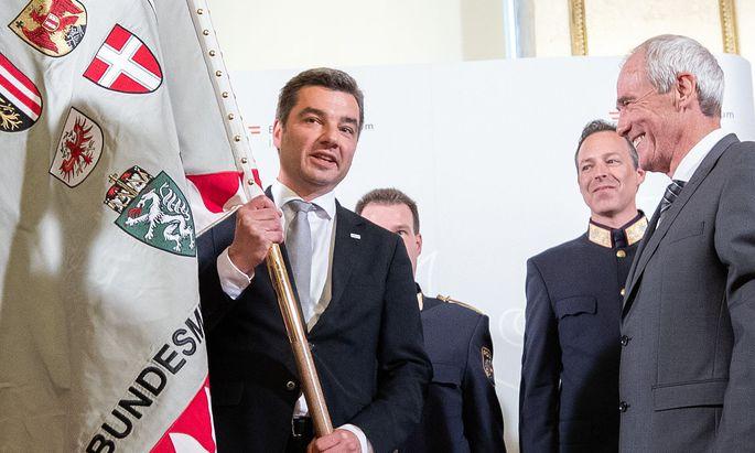 Wolfgang Peschorn übernimmt das Innenministerium von Eckart Ratz
