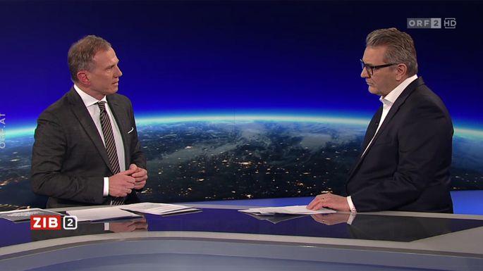 Harte Fragen stellte Armin Wolf gestern dem Wiener Sozialstadtrat Peter Hacker (SPÖ).