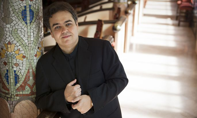 Grandioser Pianist: Arcadi Volodos.