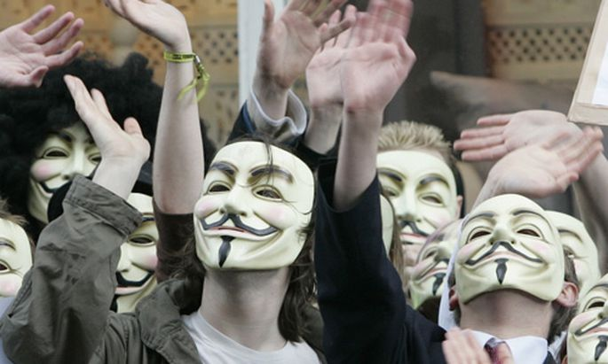 Anonymous Visa Mastercard schulden