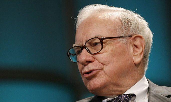 US-Investorenlegende Warren Buffett investiert weiter in Apple