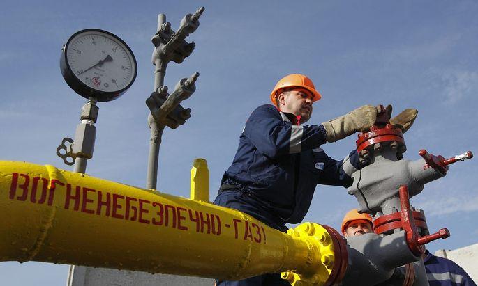 Russland und Ukraine einigen sich auf neuen Gasvertrag