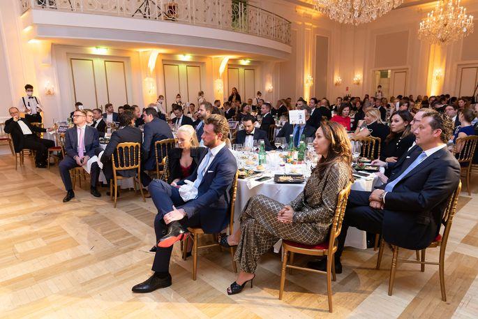 Cäsar 2020: Immobilienpreisverleihung im Kursalon Hübner