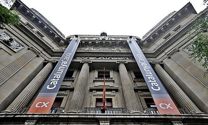 Auch die österreichischen Banken haben einige Milliarden in Spanien verborgt.