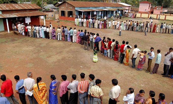 INDIA STATE ELECTIONS