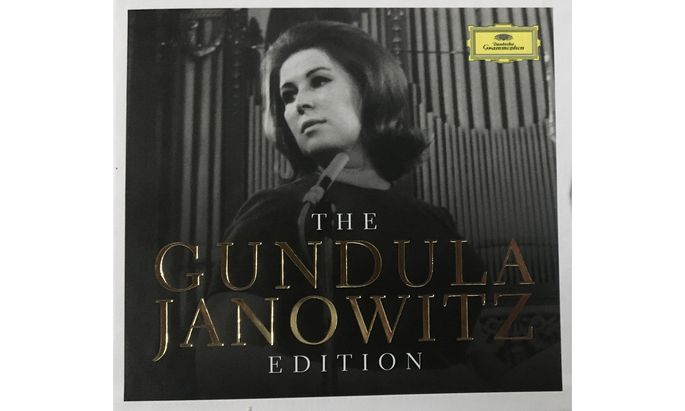 Gundula Janowitz: The Gundula Janowitz Edition