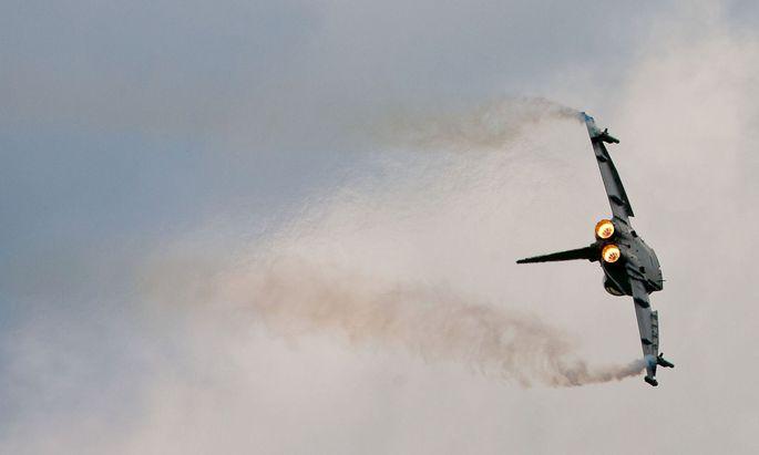 Eurofighter des österreichischen Bundesheeres