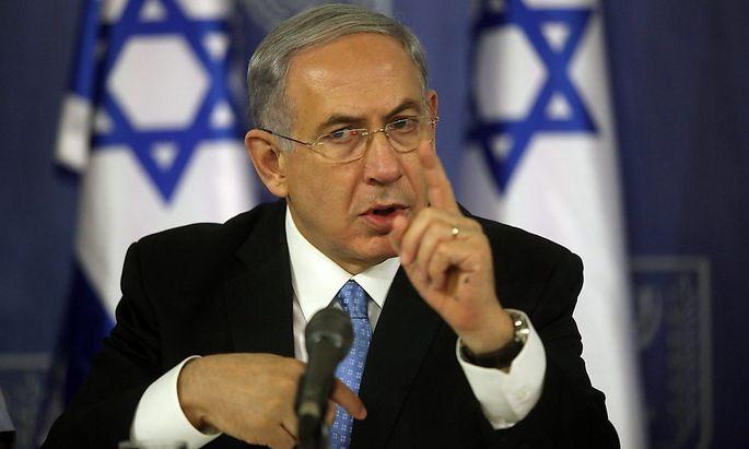 Der Rückzug der Bodentruppen bedeute kein Ende der Offensive, erklärte Israels Premier Benjamin Netanyahu.