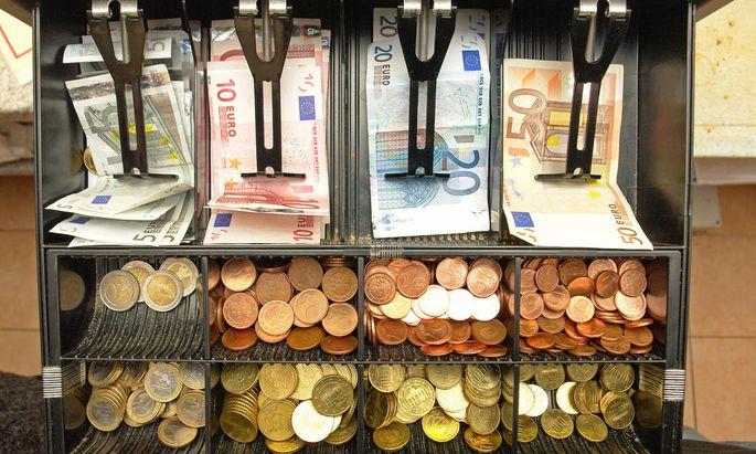 Kassalade - cash box
