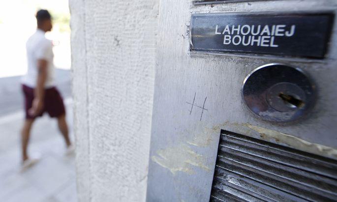 Attentäter Mohamed Lahouaiej Bouhlels Adresse