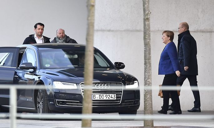 GERMANY-POLITICS-GOVERNMENT-PARTIES