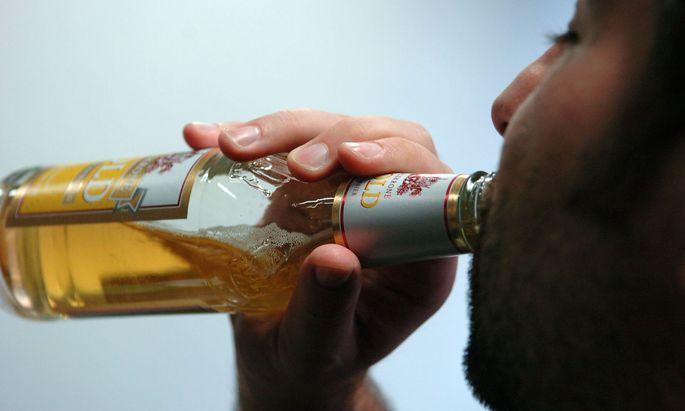 Laut einer Studie nimmt der Alkoholkonsum in Österreich ab.