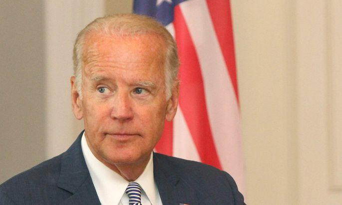 US-Vizepräsident Joe Biden.