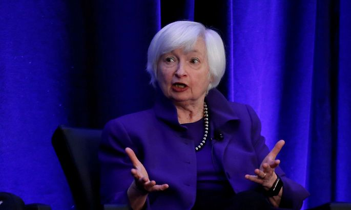 Janet Yellen bekommt einen einflussreichen Posten in der nächsten US-Regierung.