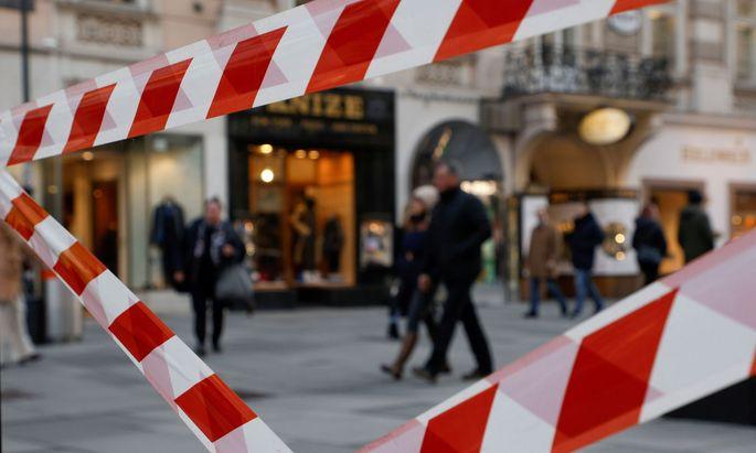 Die Ausgangsbeschränkungen, die im Rest des Landes nur nachts gelten, werden in Wien, Niederösterreich und dem Burgenland ab Donnerstag rund um die Uhr wirksam.