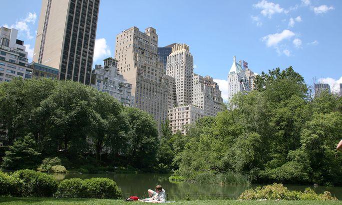 New York, Centralpark.