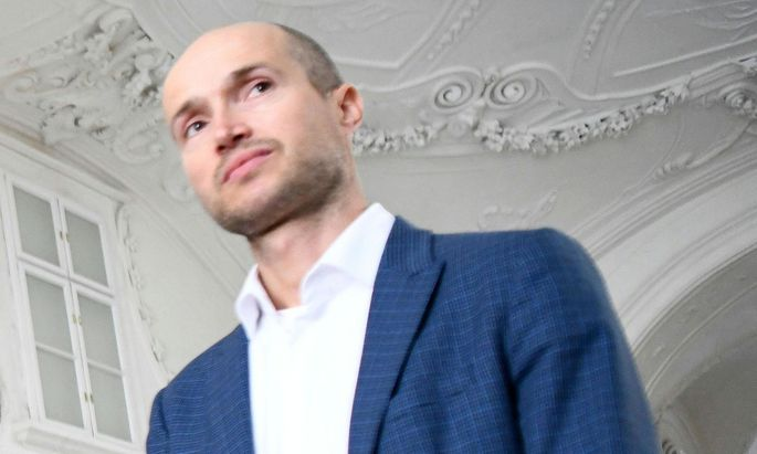 Josef Meichenitsch (40): Experte und Triathlet.