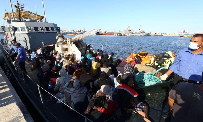 Die UNO hat die Motivation von Wirtschaftsmigranten untersucht.
