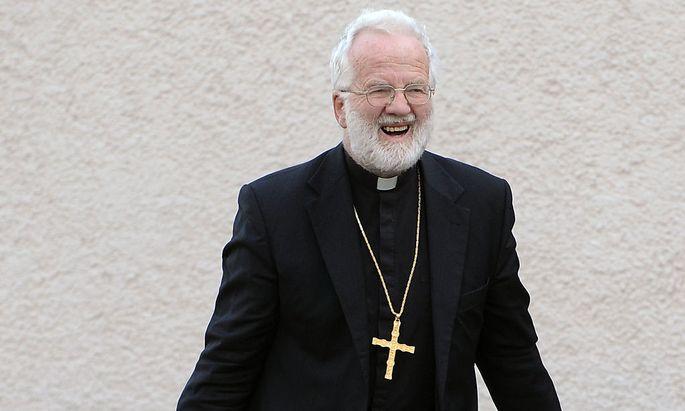 Salzburger Weihbischof Andreas Laun
