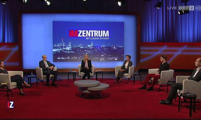 SPÖ-Chefin Pamela Rendi-Wagner war der prominenteste Gast, lauter waren jedenfalls andere.