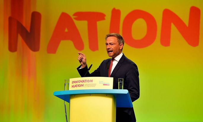 GERMANY-POLITICS-PARTY-FDP