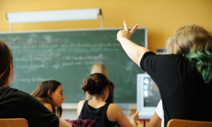 In Wien besucht jeder zweite Schüler der fünften Schulstufe eine AHS